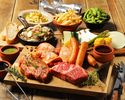 [Weekday only] Casual BBQ course * Drinks are ordered separately