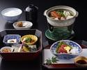 日本料理 「里山」3500円ランチ