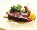 MENU Zelkova 〜ディナーメニュー ゼルコバ〜メイン肉料理