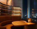 Dinner course [Semi-Private Room with Night View] Anniversary Dinner, Non-Alcoholic Sparkling Wine and Dessert