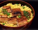 国産 鰻丼