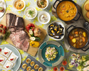 *Dinner buffet(大人)