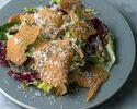 ※事前決済【テイクアウト】スモークオイルサーディンとほろ苦野菜のシーザーサラダ