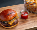 Advanced Purchase [The Steakhouse] Takeout Australian burger 1,900 yen