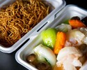 Advanced Purchase [Karin] Takeout Seafood & Vegetable over fried noodle 3,780 yen