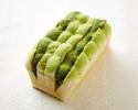 【TAKE OUT】抹茶のふんわりクリームパン