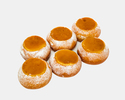 Dulce de Leche Doughnut (1pc)