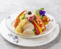 <ディナー>涼麺フェアー 海鮮冷やしそば