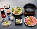 Beef sukiyaki 【Dinner from 11 am to 7 pm】