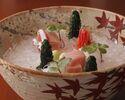 【Father's Day special plan】Fuji -Kaiseki 8 courses-+Sashimi up grade