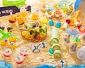 ★席数限定WEB割500円off★スイーツ ライヴ・ステーション ~Tropical Summer~ 【2021.7.17(土)~8.8(日)土日祝日限定】