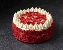 セレブレーション ケーキ <レッドベルベット ケーキ> (v)