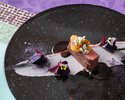 プリンセスアフタヌーンティー~アラジンと魔法のような恋~【ディナーATパスタ・メイン肉料理】7150(8222)