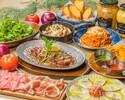 48時間熟成豚肩ロースなどメインのお肉が選べる全7品 ベル豚★スタンダードコース+飲み放題付き 3850円