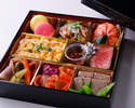 【TAKEOUT】特選和牛プレミアムBOX(事前予約限定) Assorted Appetizer with Caviar and Foie Gras