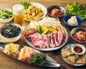 ◆お子様ジンギスカン2種食べ比べコース◆
