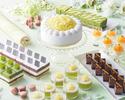 【6/23・24】スーパースイーツビュッフェ~抹茶とメロンとチョコレート~