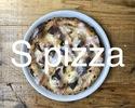 茸とパンチェッタ(S pizza)