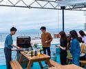 6月~平日BBQ【肉×魚介×野菜】目の前には海が広がるバーベキュー!【ライトプラン】手軽に手ぶらでBBQ!