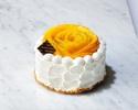 【Take Out】 Mango Whole Short Cake
