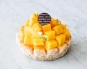 【Take Out】 Mango Tart 18cm