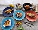 マルズワイ蟹と海老料理食べ放題プラン【サラダバー&ソフトドリンクバー付】