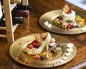靴型チョコレート ヒール・ショコラor季節のフルーツケーキ ハッピーフレーズ