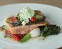 【緊急事態宣言 週末限定】シェフのおすすめお魚メインのコース
