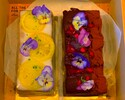 果実を使ったパウンドケーキ