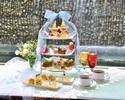 Peach Afternoon tea set ~Ciel~