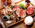 5 types of Belgian beer x carefully selected meat platter BELG AUBE luxury course! [150 minutes all-you-can-drink 120 minutes LO]