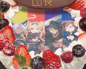 キャラクターBIRTHDAYケーキのご予約:D