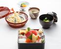 Chirashi sushi set