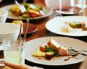 【ランチ】Summer Lunch Course全4品 自社Web予約限定オリジナルドリップバッグ付】