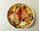 テイクアウト牡蠣の蠣マカロニグラタンイタリアンテイスト