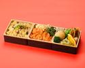 翡翠廳弁当(炒飯・点心・主菜A)