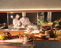 【Lunch 7/17~】炉ランチ 前菜、メイン、デザート+サラダバー全4品