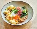 【Lunch】 冷製アジア夏麺 & 焼売セット