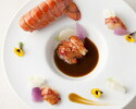 【Wメインと野菜を食べつくすディナーコース】Degustation de Legume