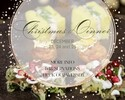 10F【SPICE LAB TOKYO】Dinner A18000(NON Vegetarian)Christmas Dinner+Glass of Rosé Champagne