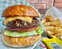 【Avocado Cheese Burger】アボカドチーズバーガー