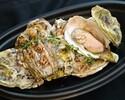 TO)蒸し牡蠣セット