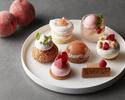 【Seasonal Cake Set】+コーヒー・紅茶がお替り自由(数量限定)+選べるクリームソーダ
