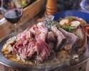【開放的なテラスで!!贅沢肉イタリアン食べ放題ビアガーデンプラン】17:00~飲食べ放題付きで3480円