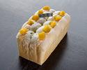 【TAKE OUT】マンゴーとヨーグルトのふんわりクリームパン