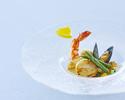 【平日限定】カフェランチ 前菜ブッフェにメインは肉料理または魚介料理