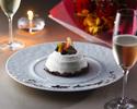 デザートを変更:フルーツショコラケーキ (2名様向け 直径8cm) 2,000円