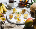 Tropical Cake Set + スパークリングフリーフロー90分