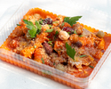 【テイクアウト】牛ハチノスと3種豆のトマト煮込み トリッパ
