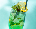 【Limited-time Non-alcoholic Drinks】 Blissful Mojito